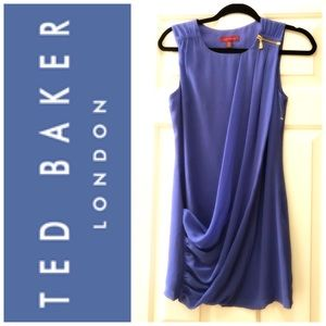 Ted Baker Draped Tunic Dress 0